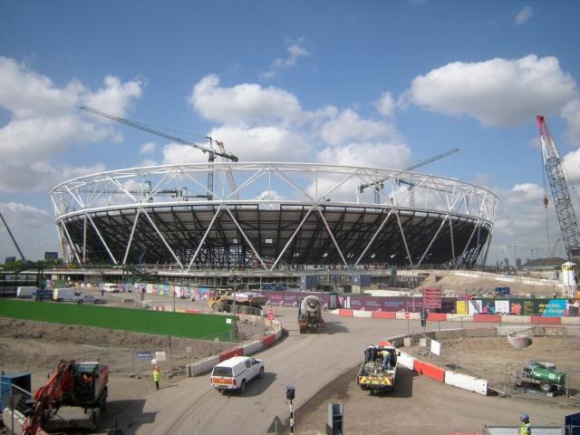 May 2009 Olympics Stadium